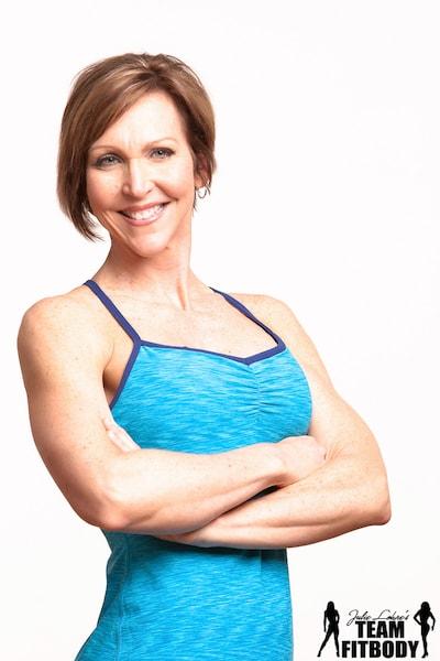 Masters Figure Champion Melissa Jackson