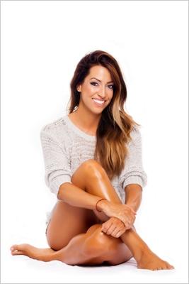 Amy Contreras Fitness Model