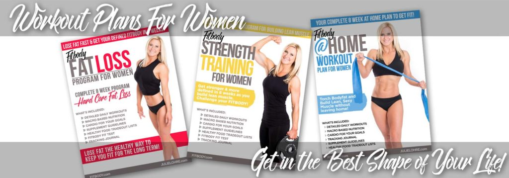 Workout Plans for Women Fat Loss Strength and Home