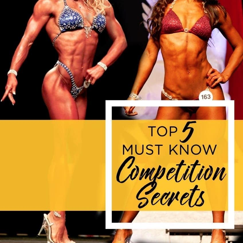 Figure & Bikini Competition Secrets