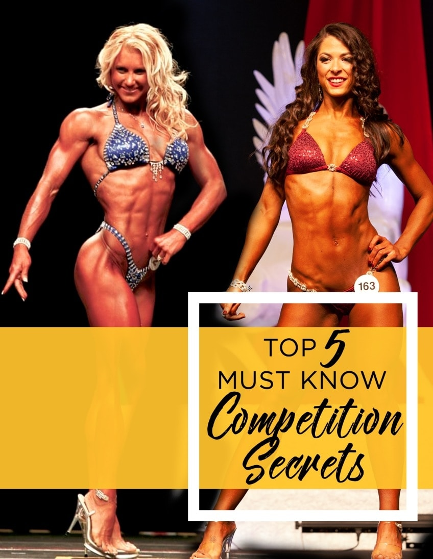 Figure and Bikini Competition Secrets you Must Know