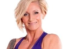 IFBB Masters Figure Pro Leslie Hambrick