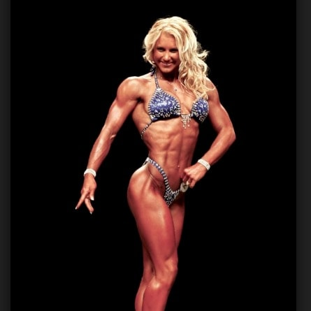 IFBB Pro Figure Competitor Julie Lohre