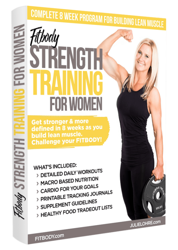 Strength Training Competition Plan for Women