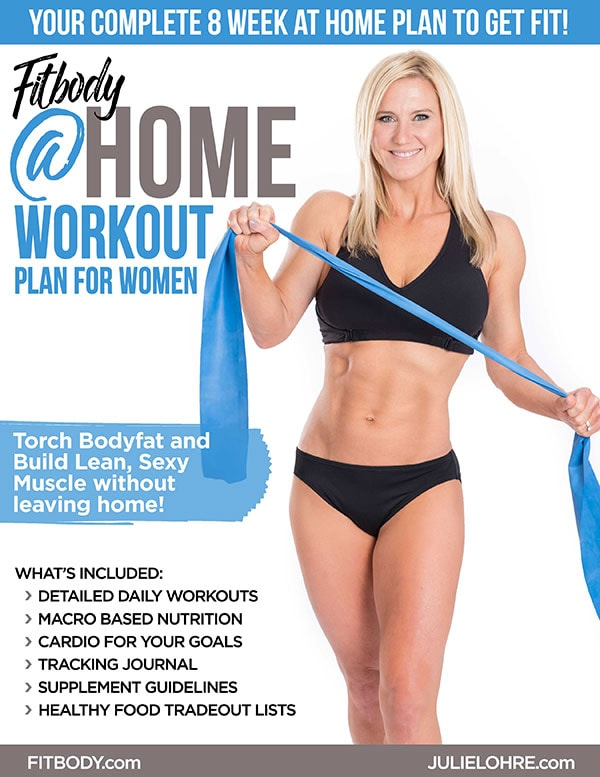 Julie Lohre Workout Plans for Women