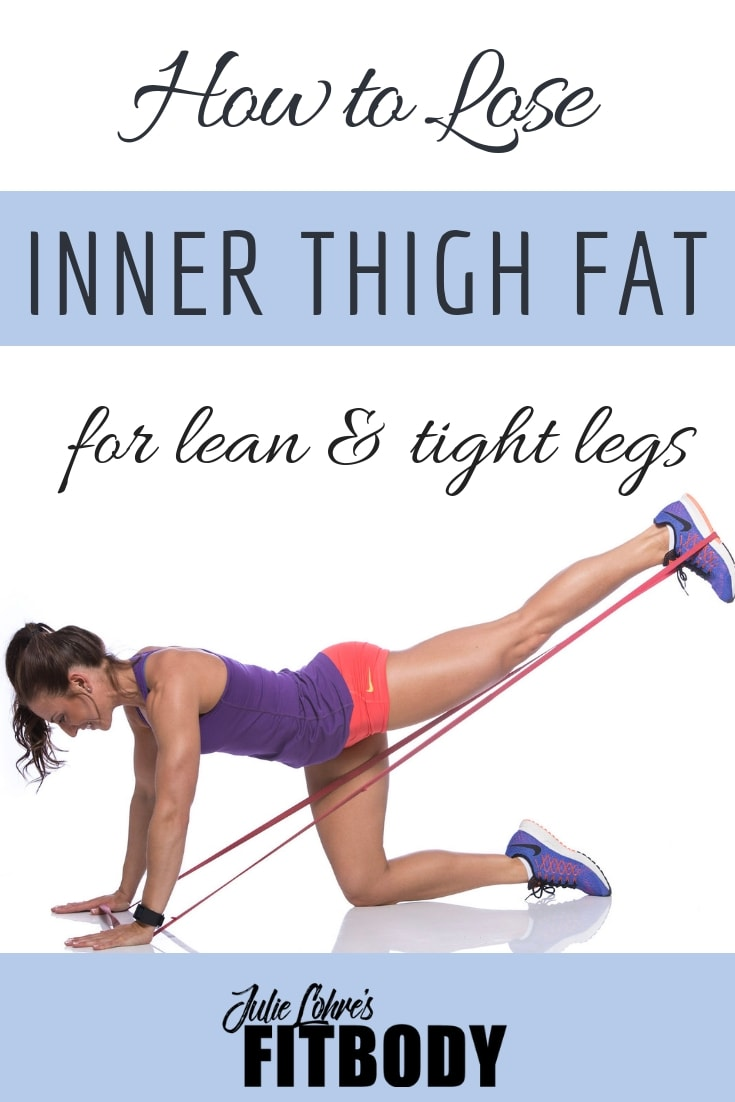 How to Lose Inner Thigh Fat