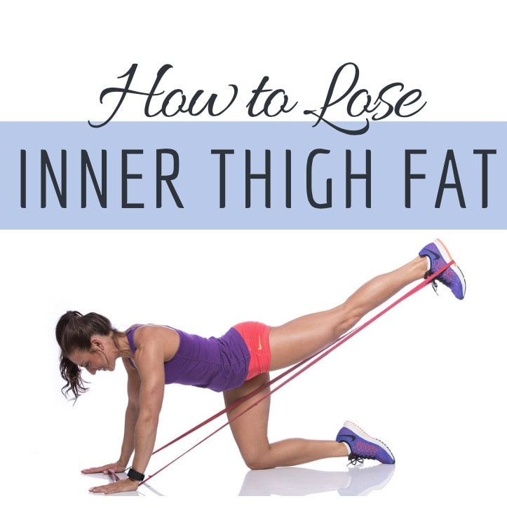 How to lose inner thigh fat feature