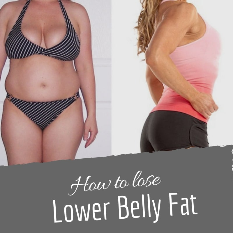 How to lose lower belly fat feature