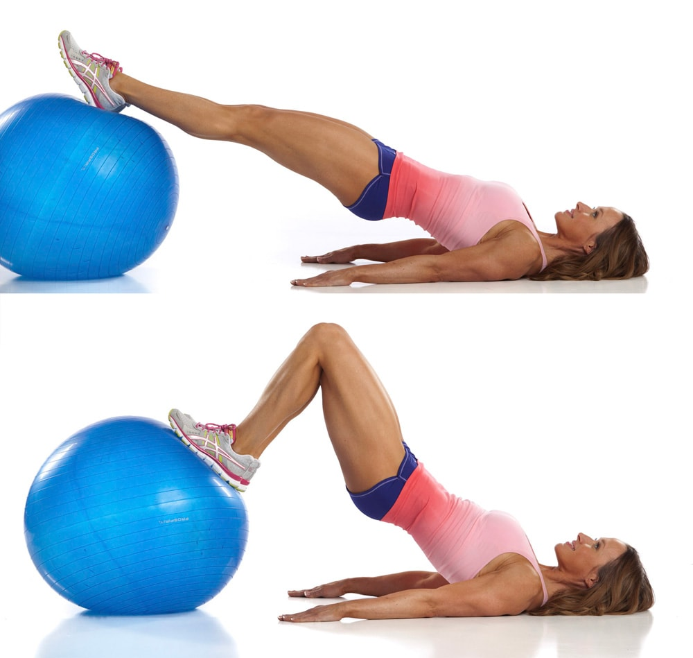 Lying Leg Curl Alternative Exercise