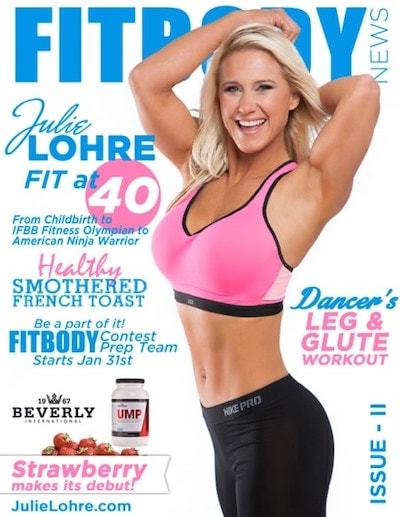 Body Transformation Expert Julie Lohre