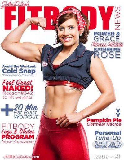 FITBODY Magazine III