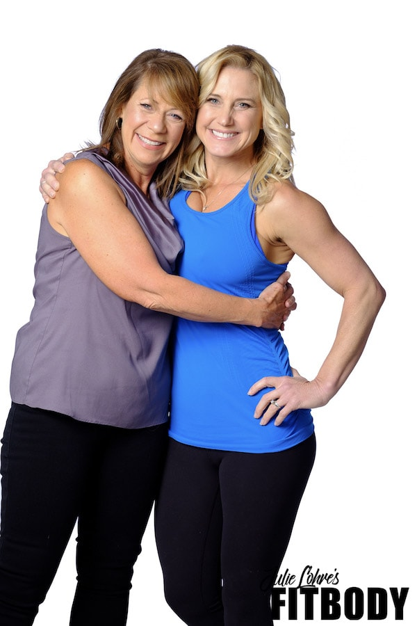 Julie Lohre Online Fitness Coach with Julie Price