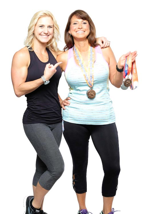 Online fitness coach julie lohre