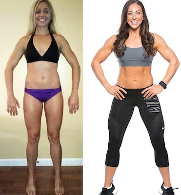 Body Transformation Online Personal Training