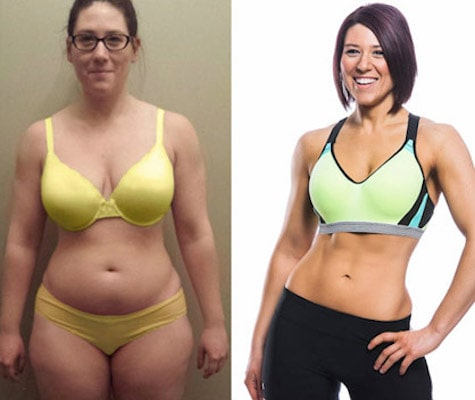 Online Personal Training Body Transformation