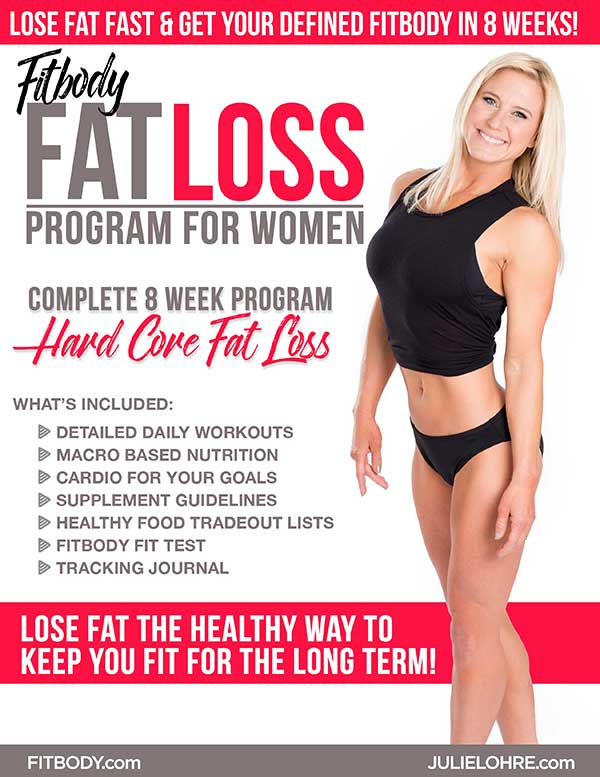 Workout Plans for Women Fat Loss