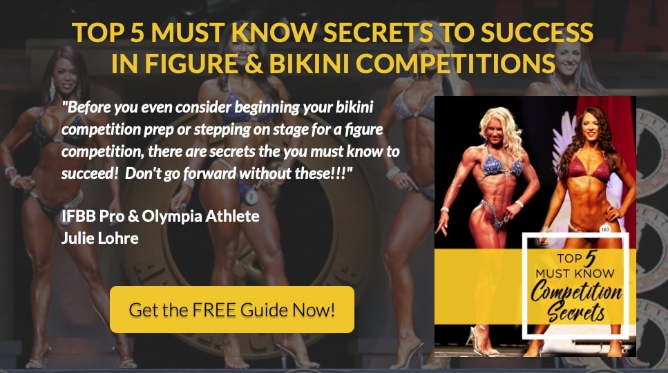 Fitness Competition Must Know Secrets