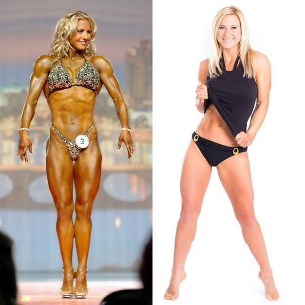 Julie Lohre Online Figure Competition Coach
