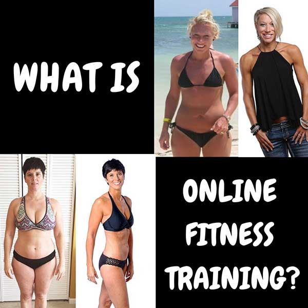 what is online fitness training