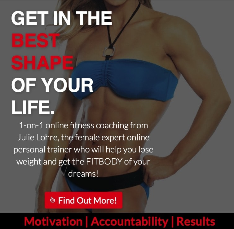 Online Personal Trainer for Women