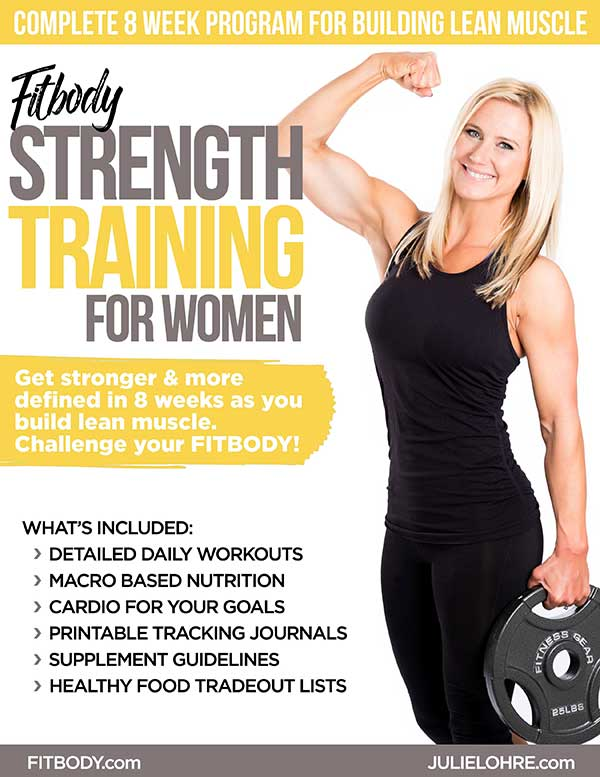 Workout Plans for Women Strength Training