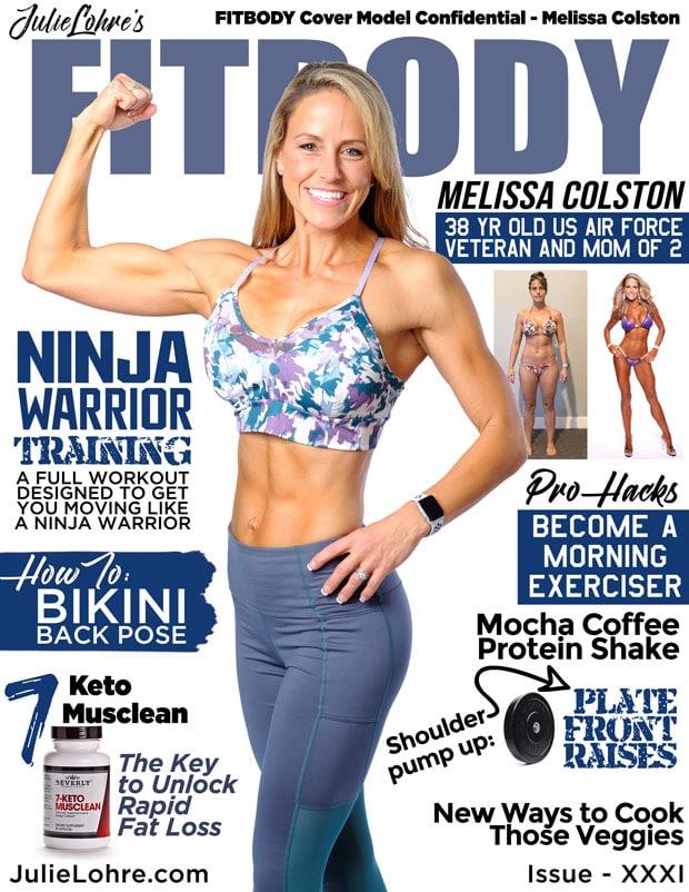 FITBODY Magazine XXXI Melissa Colston