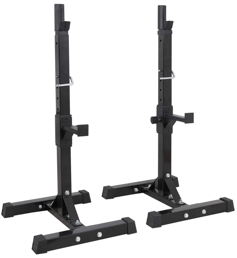 Portable Squat Rack Stands For Home