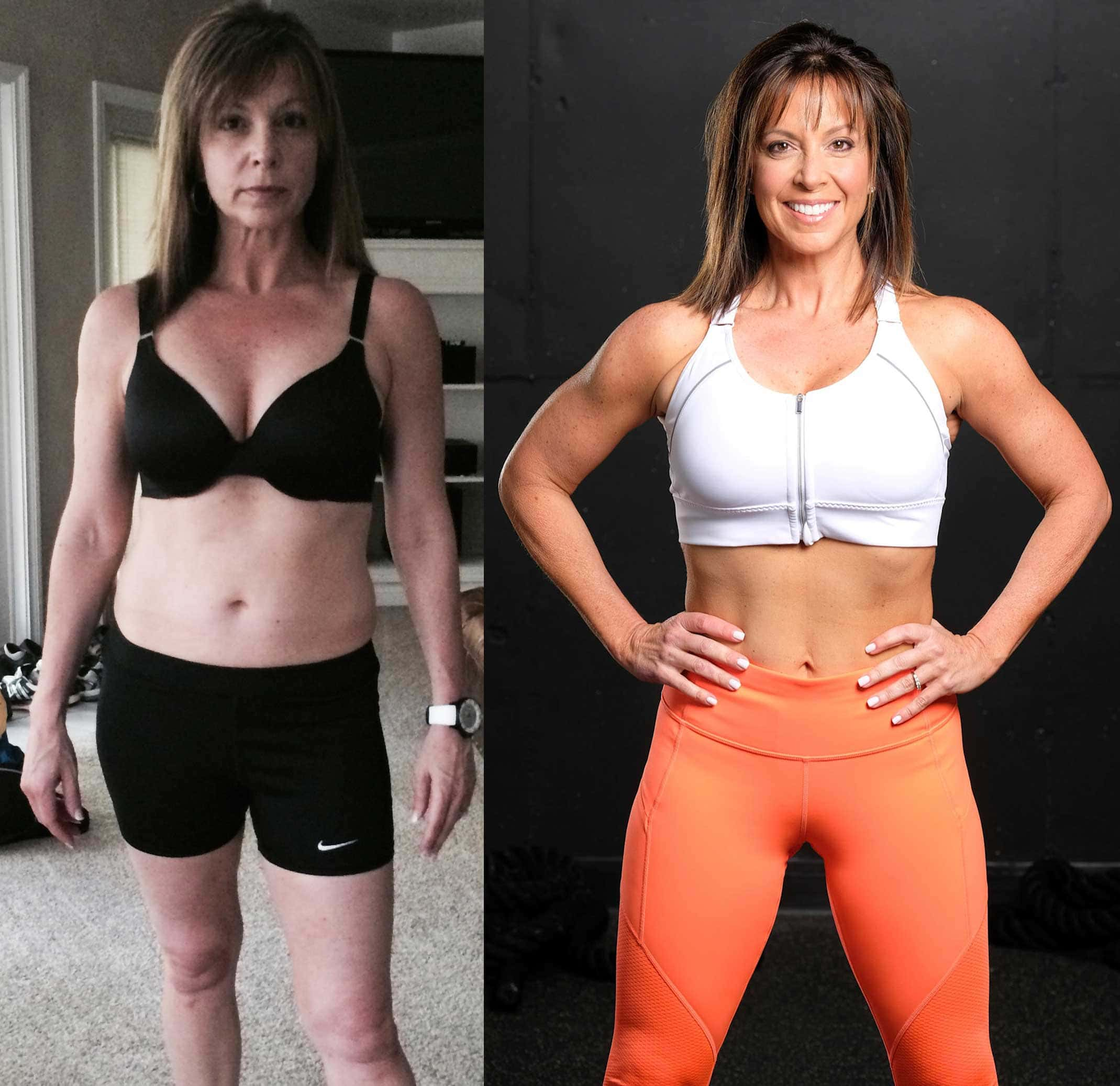 Michele Lehman Before and After Photos