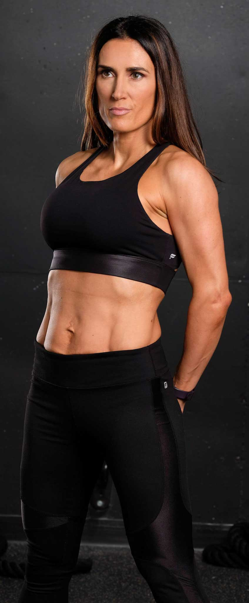 Inspirational Fitness Story Elaina Carrera Fitness
