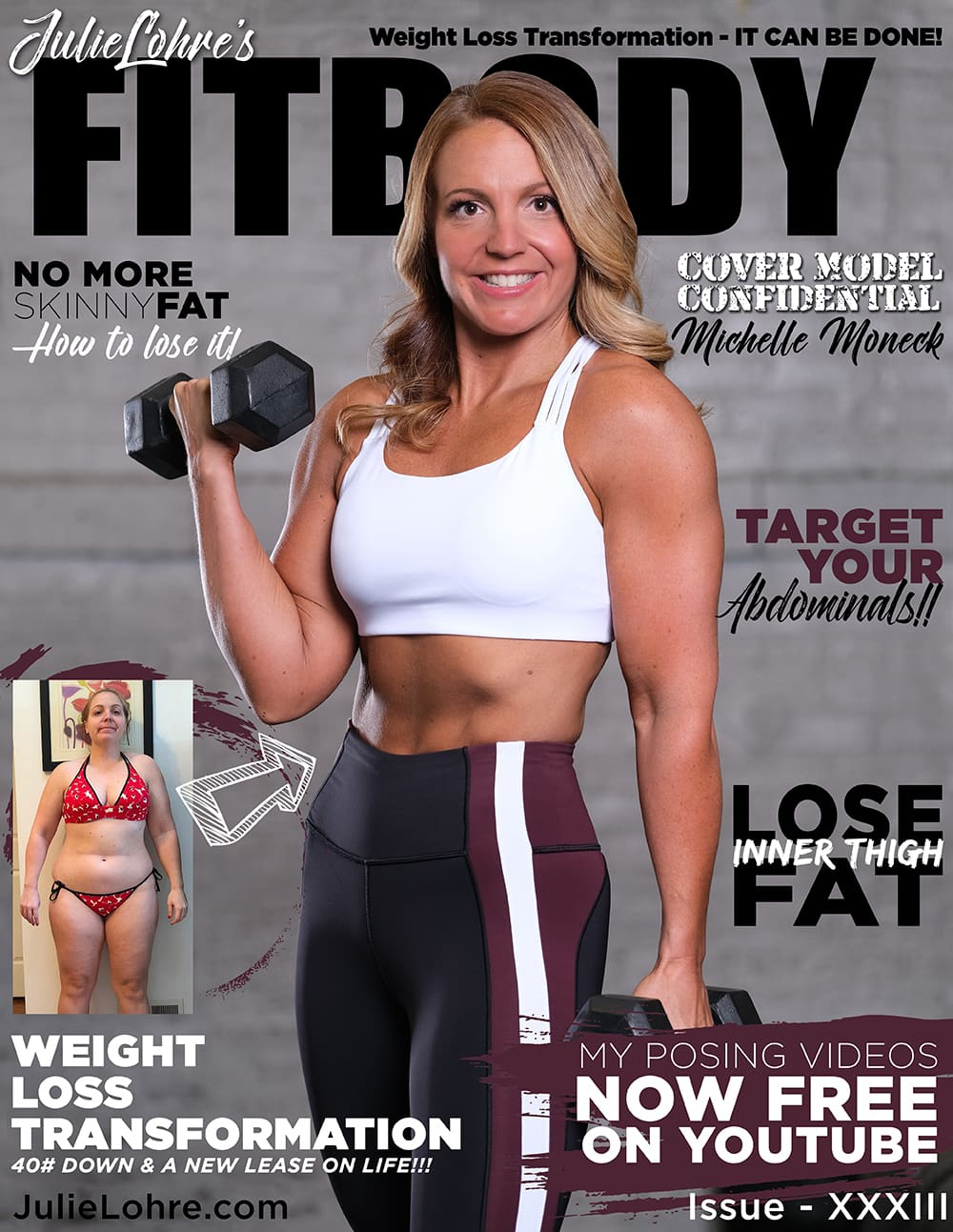Women's Fitness Magazine and Workout Plans