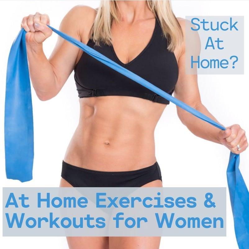 Quarantine Workout Exercises