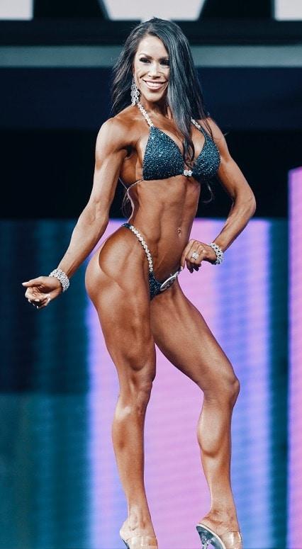 Jennifer Ronzitti Bikini Front Pose 2020