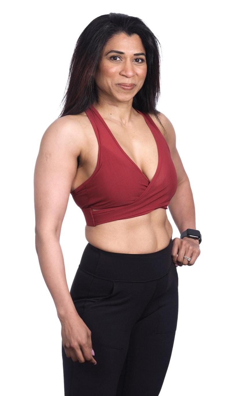 25 pound weight loss female